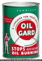 Oil Gard Oil Can