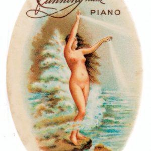 Cunningham Pianos Mirror