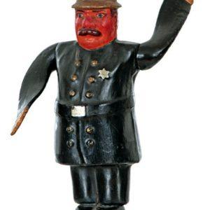 Cop Hood Ornament