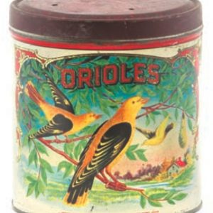 Orioles Cigar Can