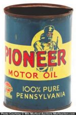 Pioneer Oil Can