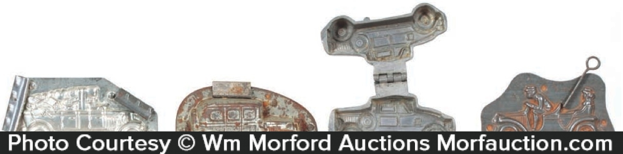 Antique Candy Molds