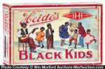 Black Kids Candy Box