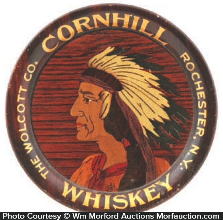 Cornhill Whiskey Tray