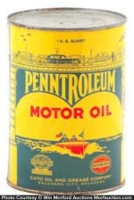 Penntroleum Oil Can