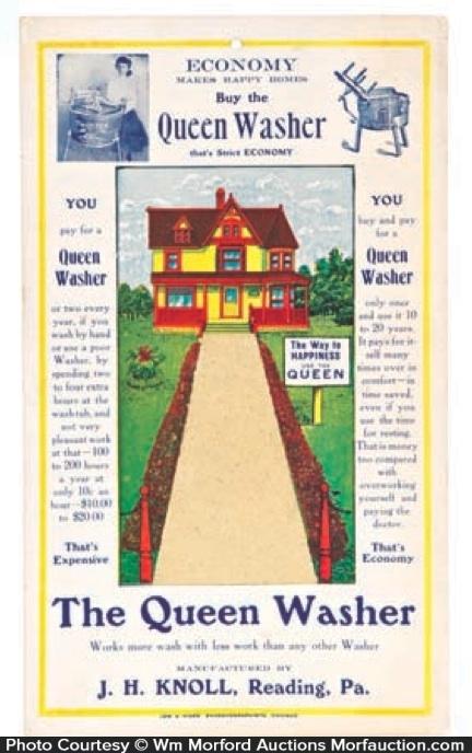 Queen Washer Match Striker