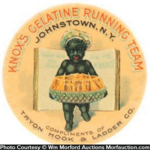 Knox Gelatine Mirror