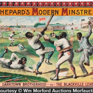 Shepard's Modern Minstrels Poster