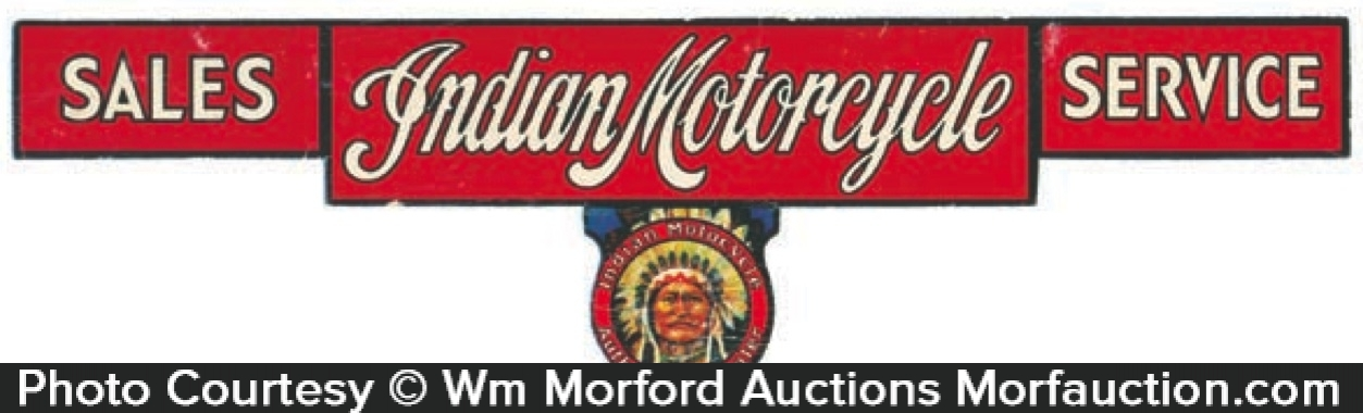 Indian Motorcycles Decal