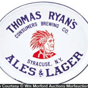 Consumers Thomas Ryan Beer Tray
