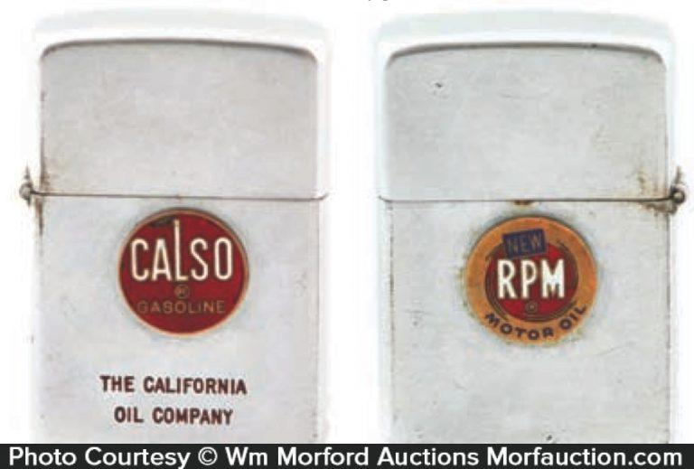 California Oil Company Lighter