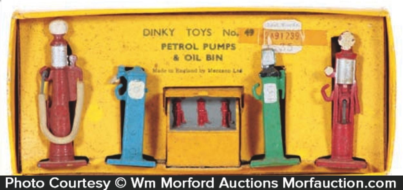 Toy Gas Pumps