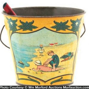 Antique Sand Pail