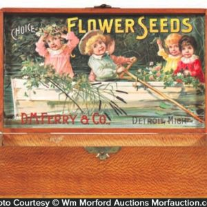 Ferry Choice Flower Seed Box