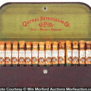Central Petroleum Oil Samples Kit