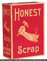 Honest Scrap Tobacco Box