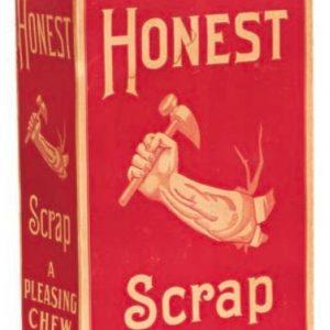 Honest Scrap Tobacco Box