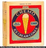 Creamo Ice Cream Cones