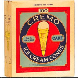 Creamo Ice Cream Cones