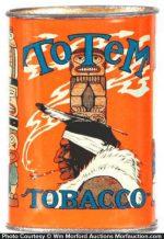 Totem Tobacco Tin