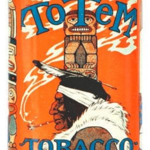 Totem Tobacco Tin
