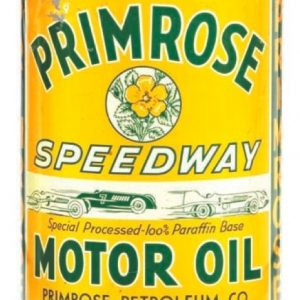 Primrose Speedway Oil Can