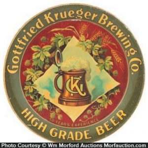 Krueger Brewing Tip Tray