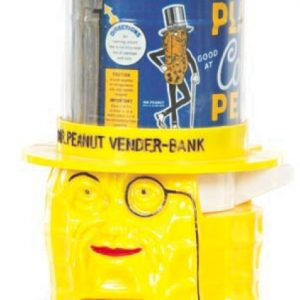 Mr. Peanut Vender Bank