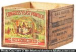 Congress Yeast Powder Box