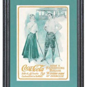 Coca-Cola Golfing Ad