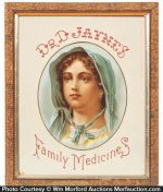 Dr. Jayne's Family Medicines Sign