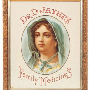 Dr. Jayne's Family Medicines Sign