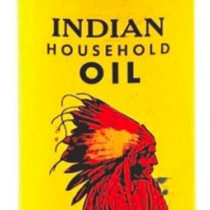 Indian Household Oil Tin