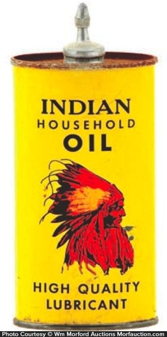 Indian Household Oil Tin