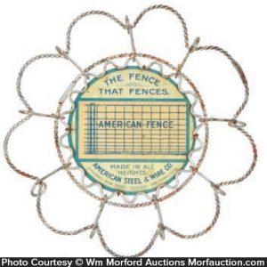 American Fences Trivet