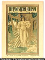 1896 Ladies' Home Journal Cover
