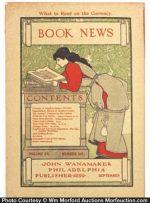 1896 Book News