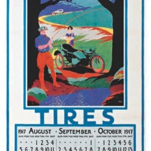 Firestone Motorcycle Tires Calendar