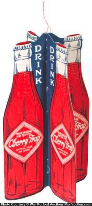 Cherry Frap Sign