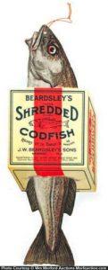 Beardsley's Codfish Sign