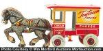 Toytown Dairy Wagon Toy