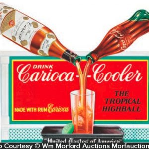 Carioca-Cooler Sign