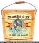 Columbia Candy Bucket