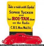 Roi-Tan Advertising Car