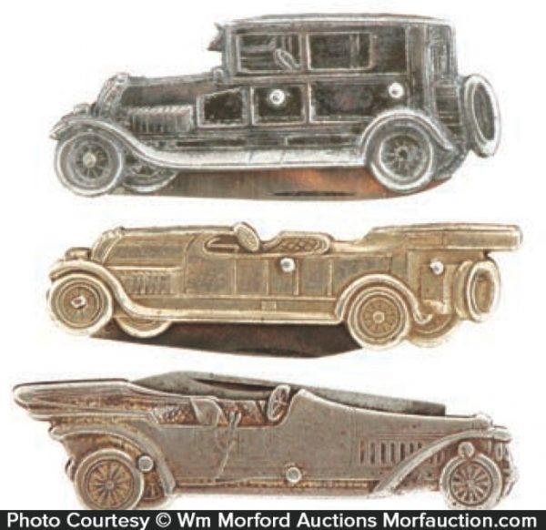 Vintage Car Knives