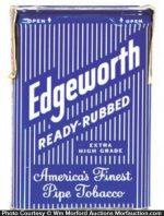 Edgeworth Ready-Rubbed Tobacco Tin