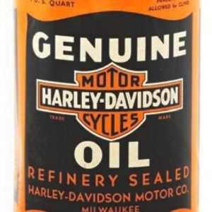 Harley-Davidson Oil Can