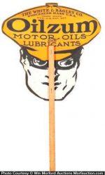 Oilzum Motor Oil Fan