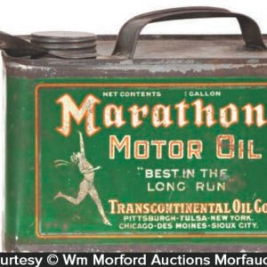 Marathon Oil Can
