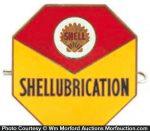 Shell Oil Uniform Badge